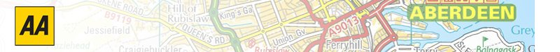 AA Maps & Atlases