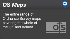 Ordnance Survey OS Maps - Explorer, Landranger, Active...