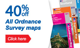 40% Off OS Maps