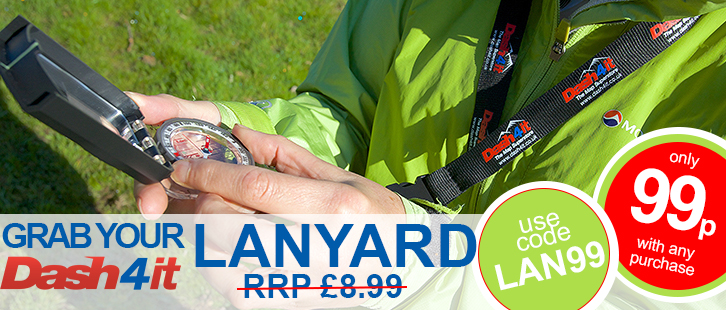 Dash4it Lanyard Offer